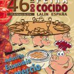 """cartel feira cocido 2014 150x150 Lalín presenta la 46 edición de la """"Feira do Cocido"""" 2014"""