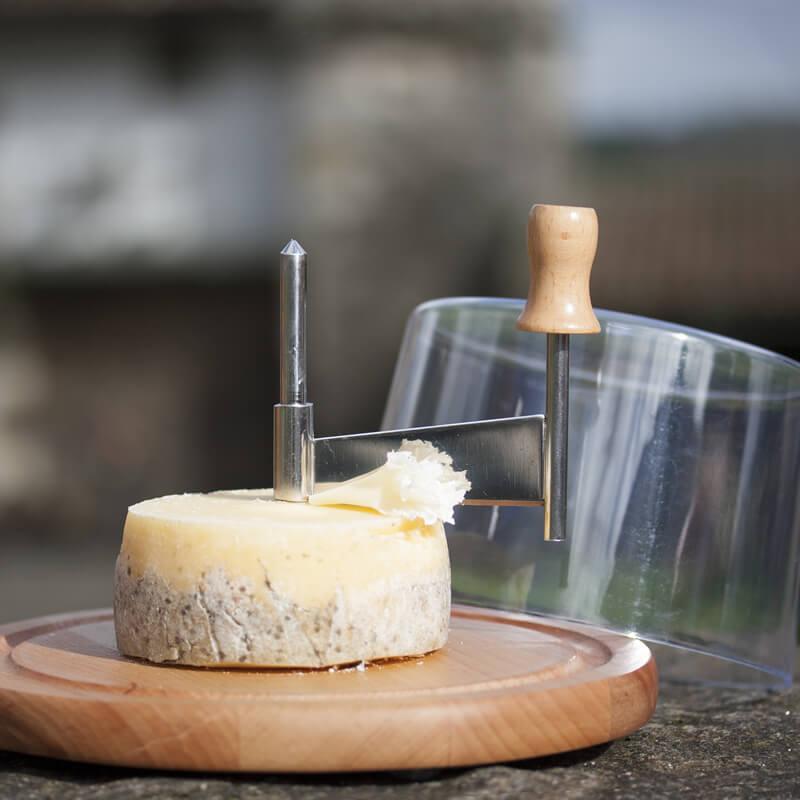 Cortadora girolle para queso galicia terra - Cortador de queso ...